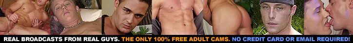 Chaturbate.com - Real broadcasts from real guys - The only 100% free adult cams - No credit card or email required!